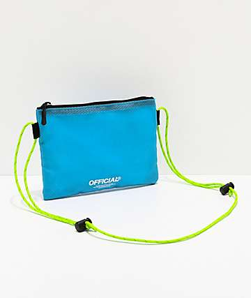Official Vapour Blue Shoulder Bag