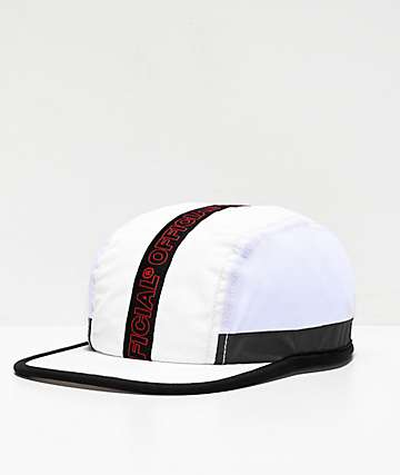 Official Velo Corsa White Strapback Hat
