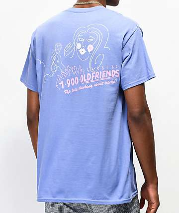 Old Friends 1-900 Lavender T-Shirt