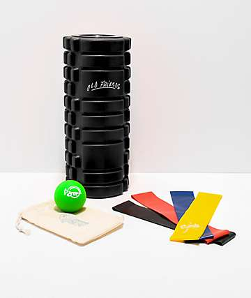 Old Friends Black Physical Therapy Pack