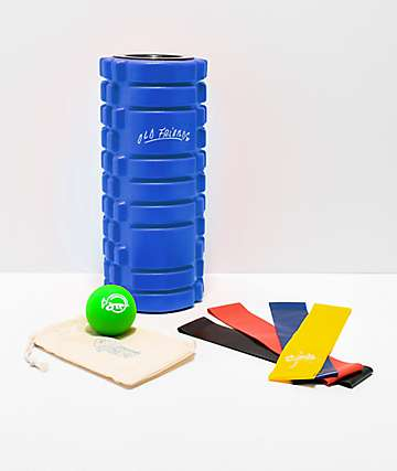 Old Friends Blue Physical Therapy Pack