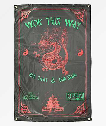 Open925 Wok This Way Banner