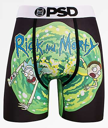 PSD x Rick And Morty Classic Boxer Briefs