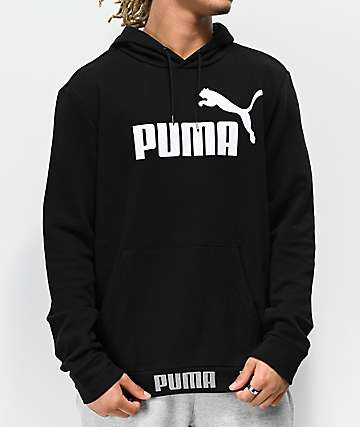 PUMA Amplified Black Hoodie