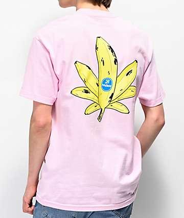 Petty Snacks Sweet Leaf camiseta rosa