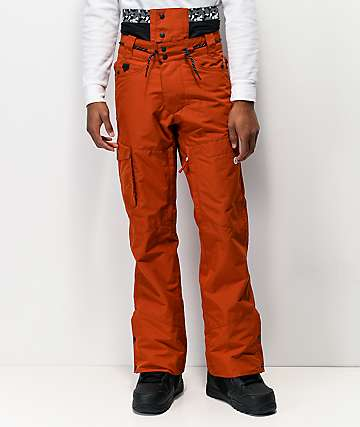 Picture Organic Under Pant Red 10K Snowboard Pants