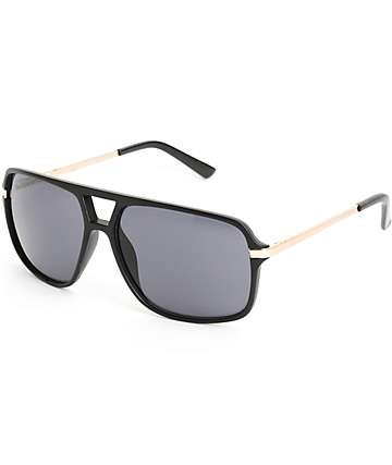 Pitbull Plastic Aviator Sunglasses