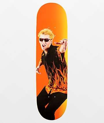 "Pizza Pulizzi Diner 8.5"" Skateboard Deck"