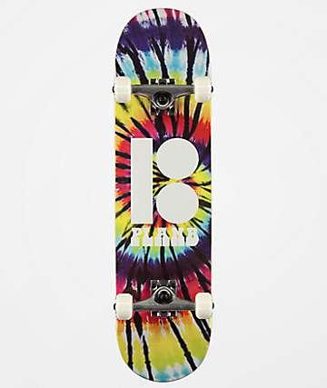 "Plan B Team Spiral 8.0"" Skateboard Complete"