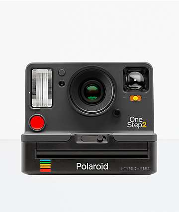 Polaroid Originals OneStep 2 Viewfinder Graphite Instant Camera