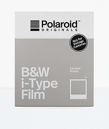 Polaroid Originals i-Type película de cámara instantánea en blanco y negro