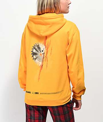 Post Malone B&B Yellow Hoodie