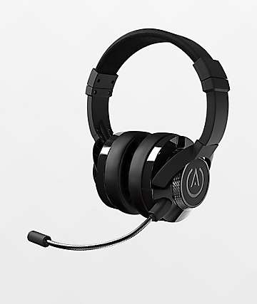 PowerA Fusion Black Audio Gaming Headset