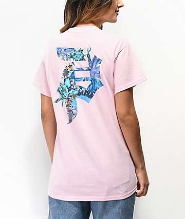 Primitive Botanical Pink T-Shirt