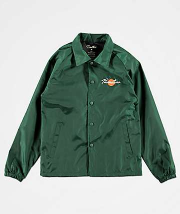 Primitive Boys Ginza Green Coaches Jacket