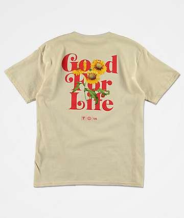 Primitive Boys Good Life Cream T-Shirt