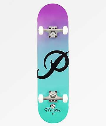 "Primitive Classic P Gradient 8.12"" Skateboard Complete"