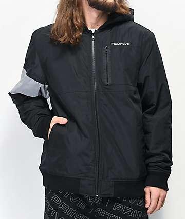Primitive Darkside 2Fer chaqueta negra
