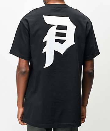 Primitive Dirty P Black T-Shirt