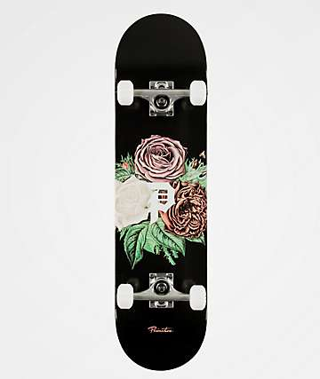 "Primitive Dirty P Bloom 7.75"" Skateboard Complete"