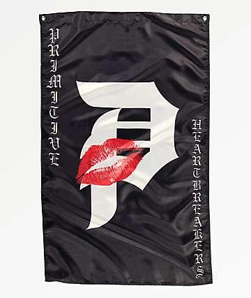 Primitive Dirty P Lover Black Banner
