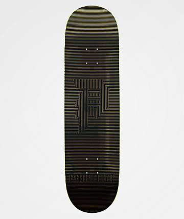 "Primitive Dirty P Optical 8.5"" Skateboard Deck"