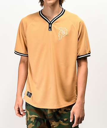 Primitive Dirty P Practice Gold Jersey