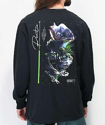 Primitive Everlasting camiseta negra de manga larga