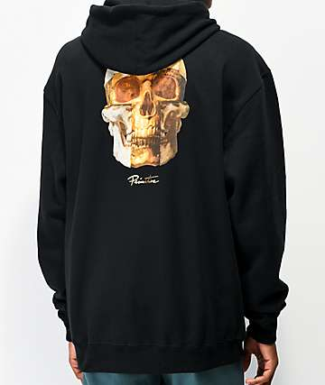 Primitive Gold Pack King Black Hoodie