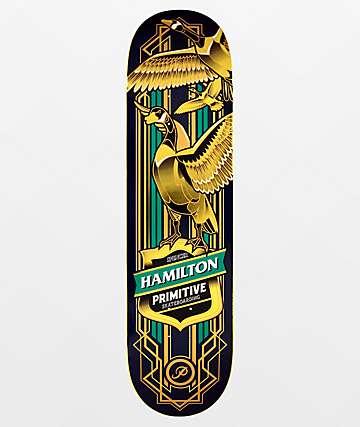 "Primitive Hamilton Goose 8.12"" Skateboard Deck"