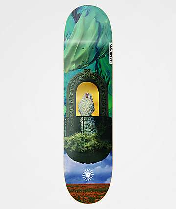 "Primitive Hamilton In Dreams 8.62"" Skateboard Deck"