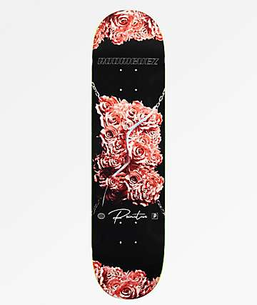 "Primitive PRod Strange No Lies 8.0"" Skateboard Deck"