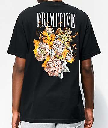 Primitive Revenge Black T-Shirt