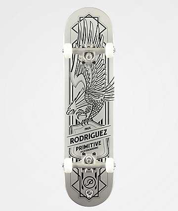 """Primitive Rodriguez Eagle 7.3"""" Skateboard Complete"""