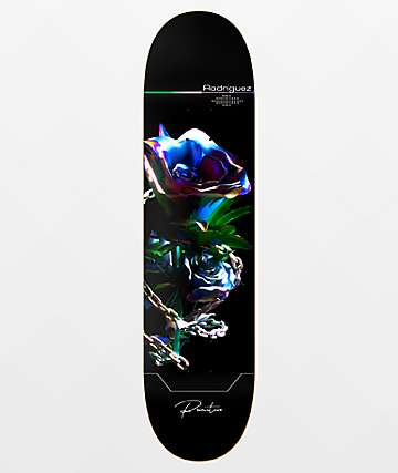 "Primitive Rodriguez Eternity 8.25"" Skateboard Deck"