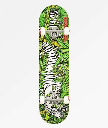 "Primitive Rodriguez Jungle Cat 7.8"" Skateboard Complete"