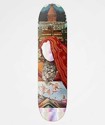 """Primitive Silvas Voyager 8.12"""" Skateboard Deck"""