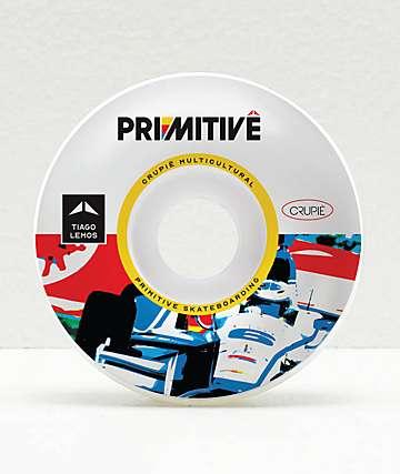 Primitive x Crupie Lemos 51mm ruedas de skate