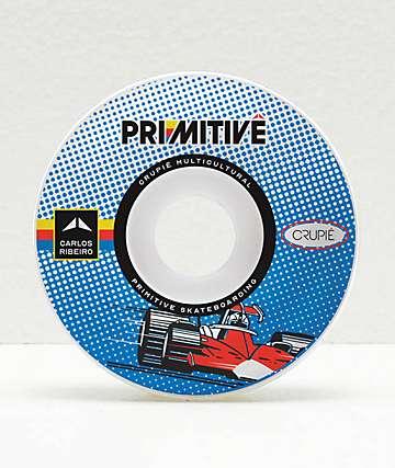 Primitive x Crupie Ribeiro 52mm Skateboard Wheels