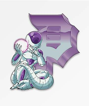Primitive x Dragon Ball Z Frieza Dirty P Pin