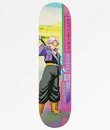 "Primitive x Dragon Ball Z Najera Trunks 8.0"" Skateboard Deck"