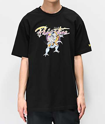 Primitive x Dragon Ball Z Nuevo Frieza Black T-Shirt