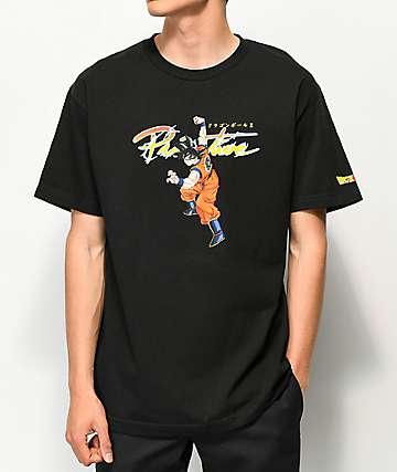 Primitive x Dragon Ball Z Nuevo Goku Black T-Shirt