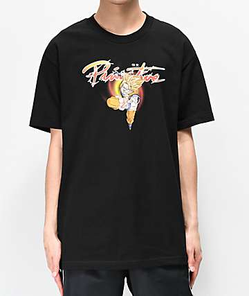 dragon ball z nike shirt