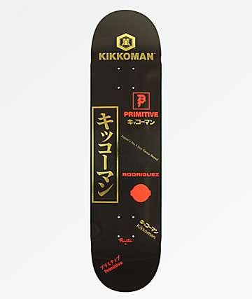 "Primitive x Kikkoman Prod 8.0"" Skateboard Deck"