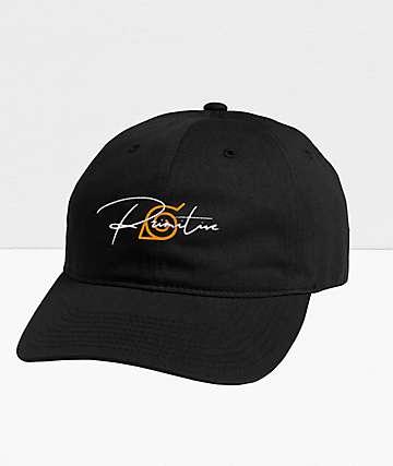 Primitive x Naruto Black Strapback Hat