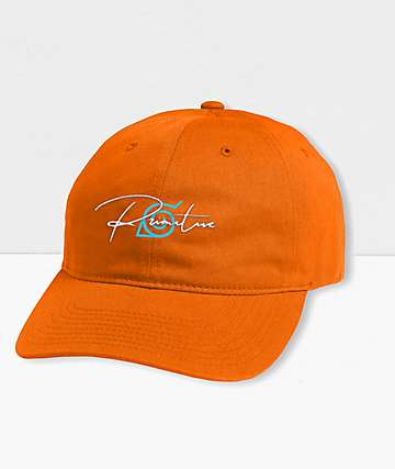 Primitive x Naruto Orange Strapback Hat