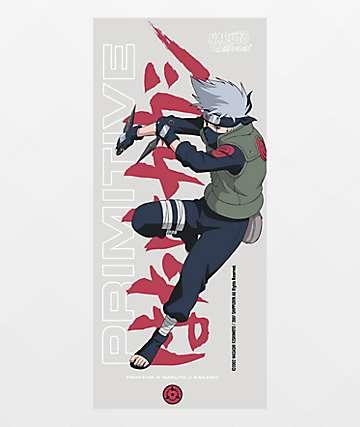 Primitive x Naruto Strike pegatina