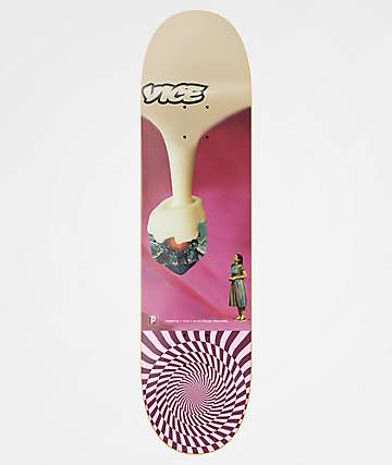 "Primitive x Vice Mag 8.0"" Skateboard Deck"