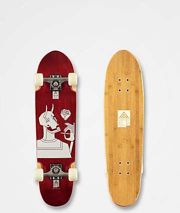 "Prism Mash Artist Series 31"" Cruiser Skateboard Complete"